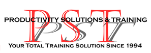 Productivity solutions and training