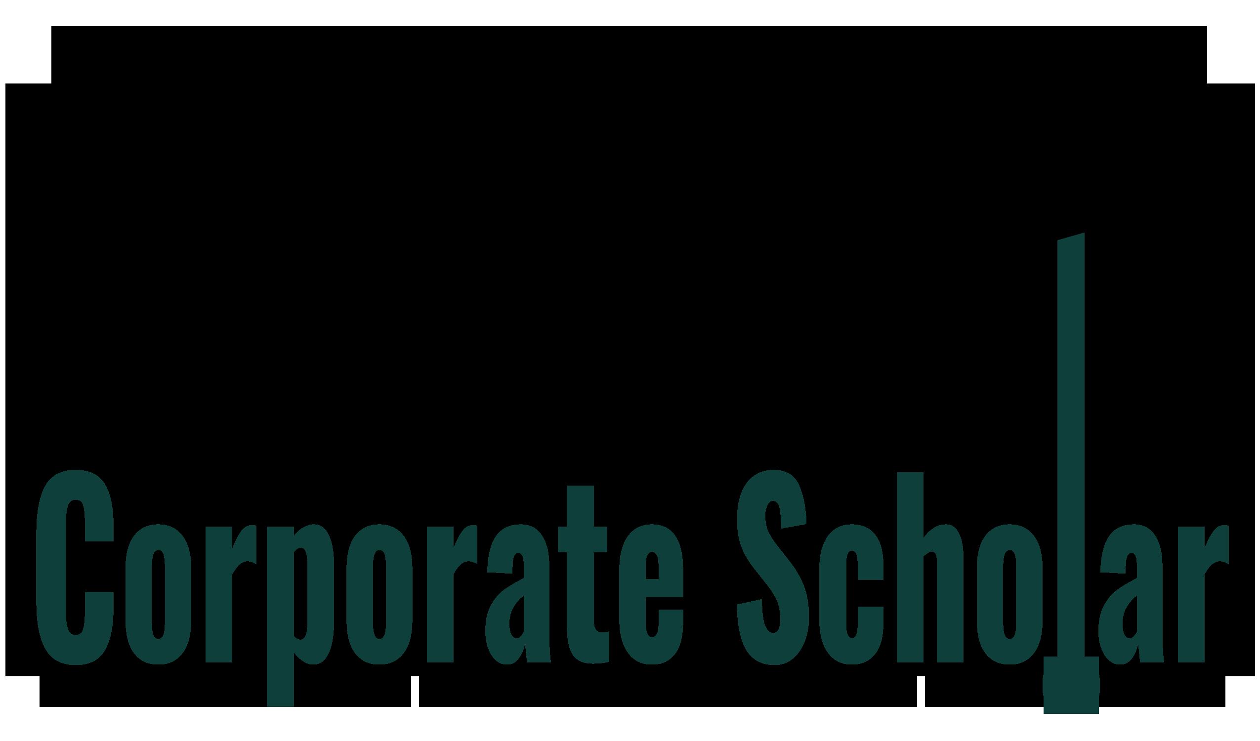Corporate Scholar_Logo